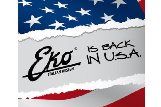 EKO Guitars USA